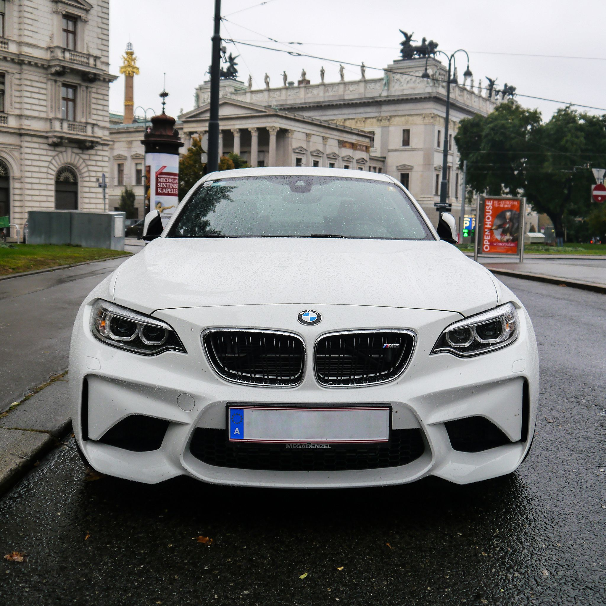 2016 Bmw M3: BMW M3 (2015)